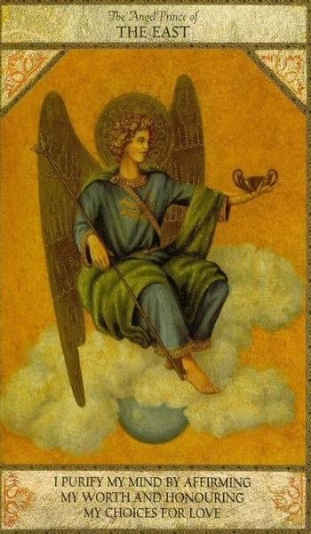 Angel Readings Card 4