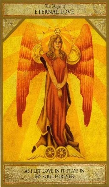 Angel Readings Card 12