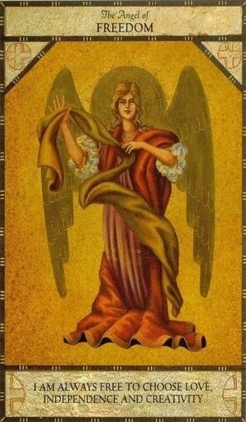 Angel Readings Card 30