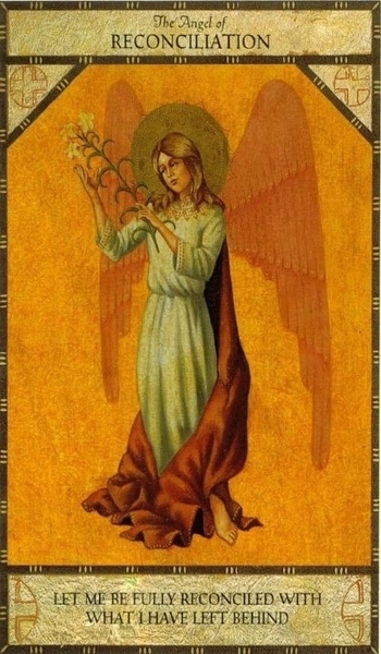 Angel Readings Card 13